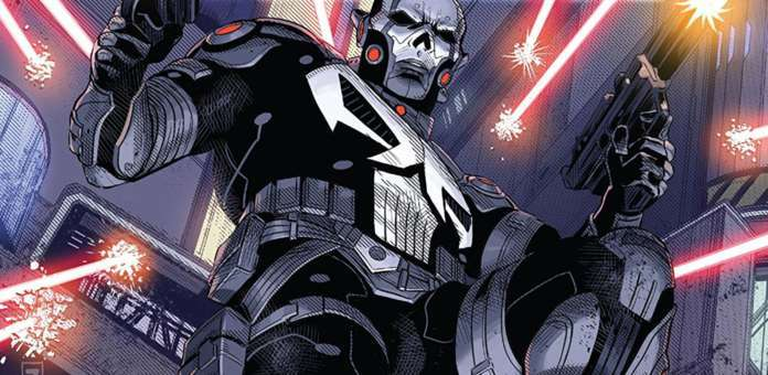 Comic Reviews - Punisher 2099 #1