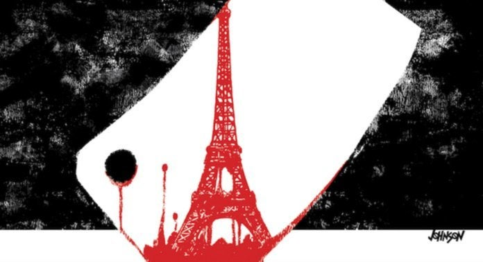 Comic Reviews - The Butcher of Paris #1