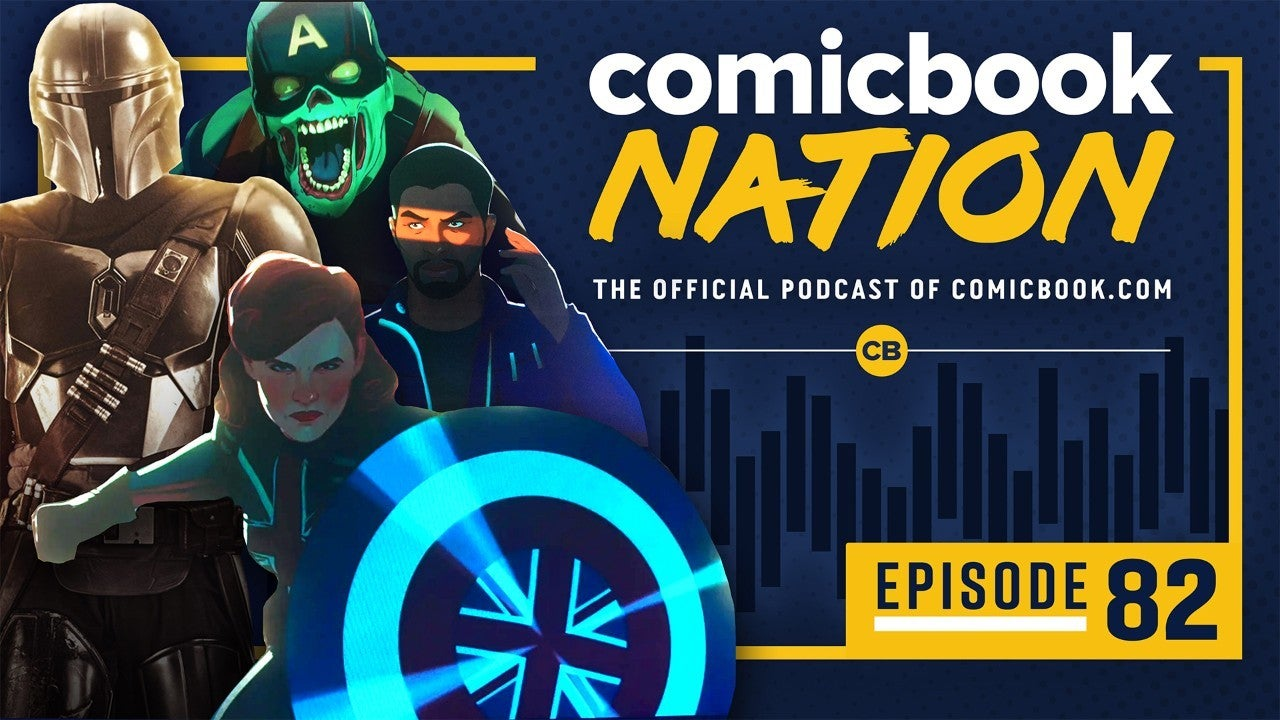 ComicBook Nation Disney+ Launch Star Wars Mandalorian Reviews Marvel Expanding Universe Preview