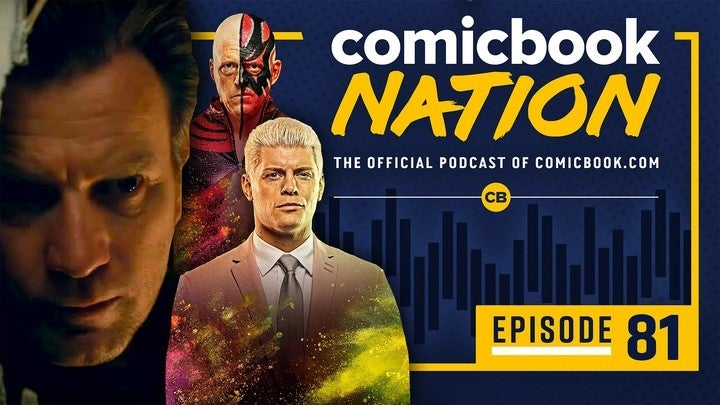 ComicBook Nation Podcast Doctor Sleep Reviews AEW Full Gear Match Preview Predictions