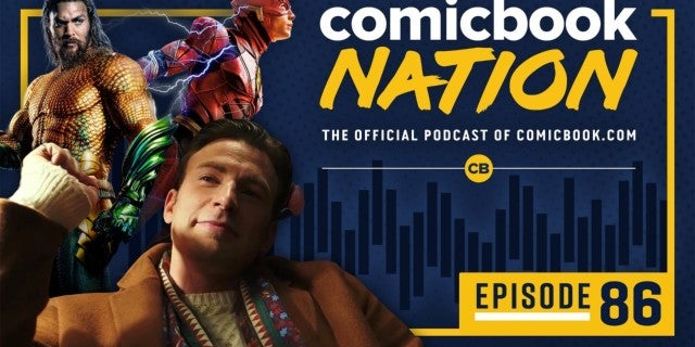 ComicBook Nation Episode 86: DC Films Phase 2 & Knives Out Review