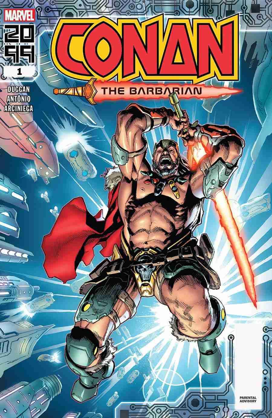 Conan 2099#1