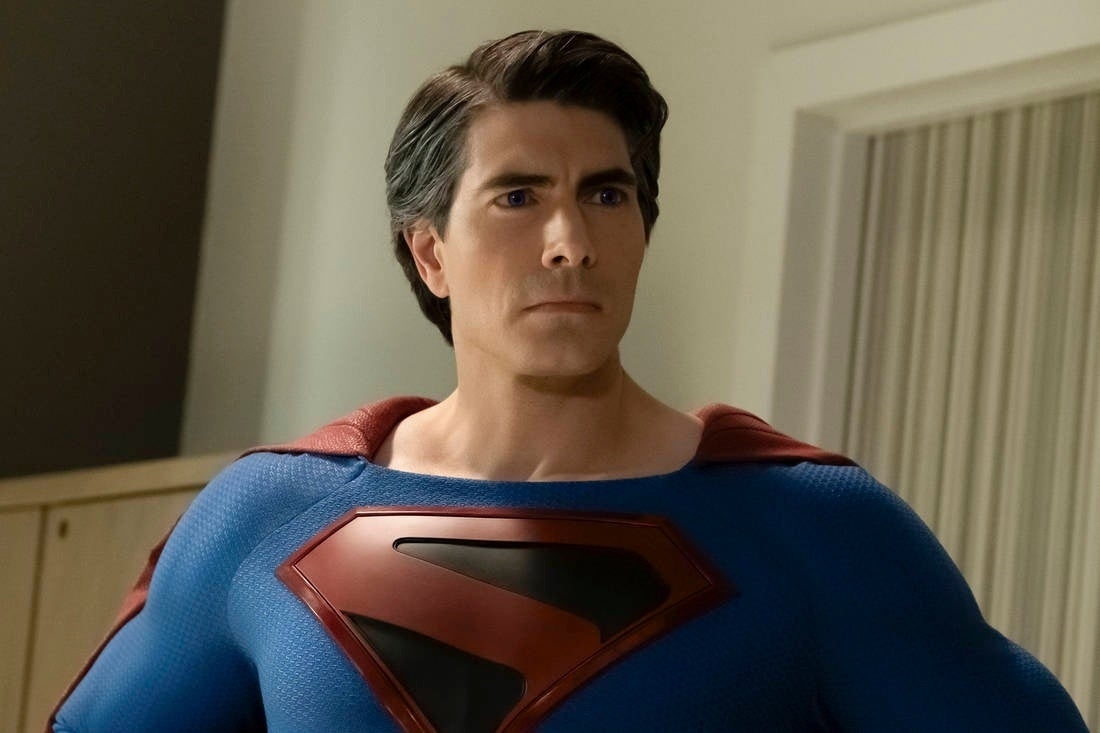 crisis superman brandon routh 3
