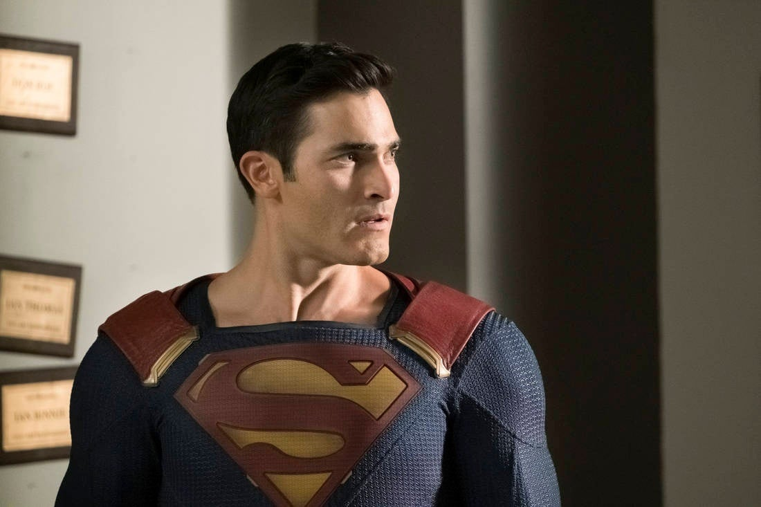 crisis superman tyler hoechlin