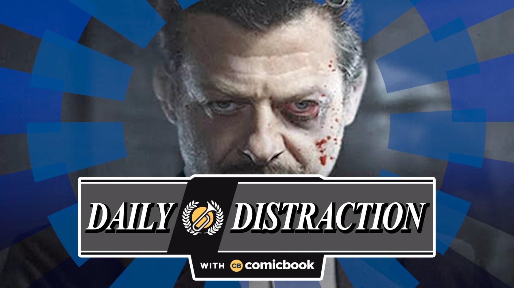 Daily Distraction - November 14, 2019 screen capture