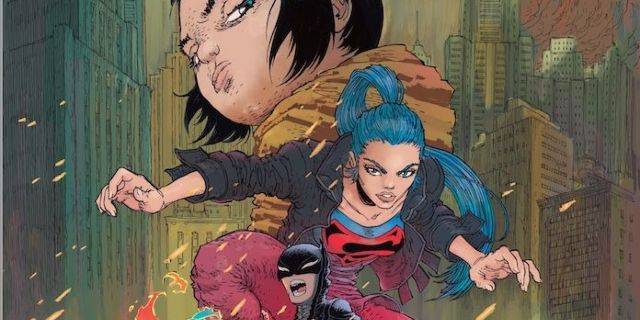 """Frank Miller on Passing The Dark Knight Returns Legacy Onto the Next Generation in """"The Golden Child"""""""