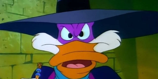 Fans Can't Stop Binge-Watching Darkwing Duck on Disney+