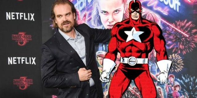 Black Widow's David Harbour Shows Off Russian Accent