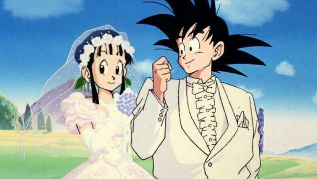Z Fighters Tie The Knot With Dragon Ball Cake