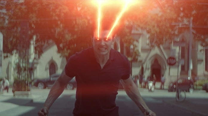 DC Titans Season 2 Superboy Kills Police Cops