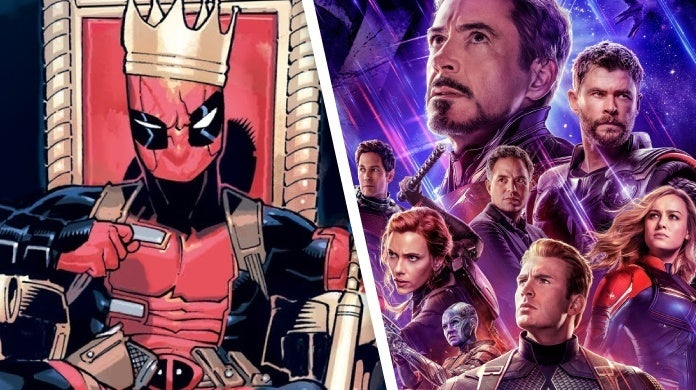 deadpool avengers endgame easter egg