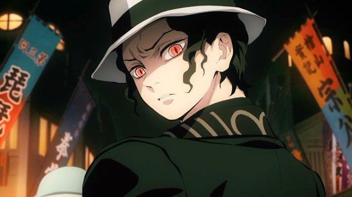 Demon Slayer Kimetsu no Yaiba Muzan Kibutsuji