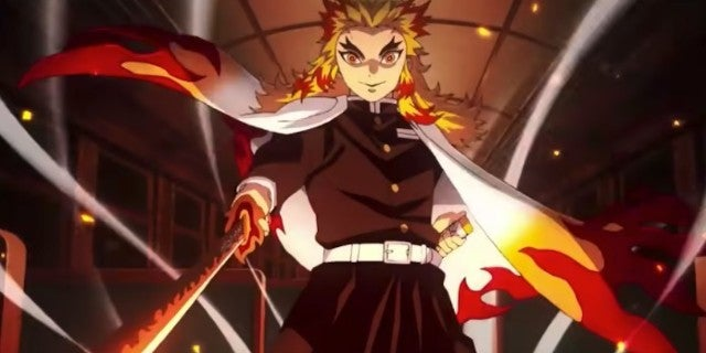Demon Slayer Train Arc Movie Preview Spoilers Anime Season 2