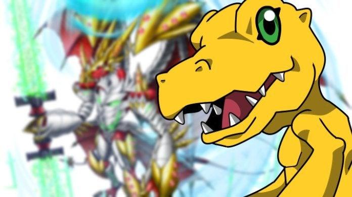 Digimon Examon X