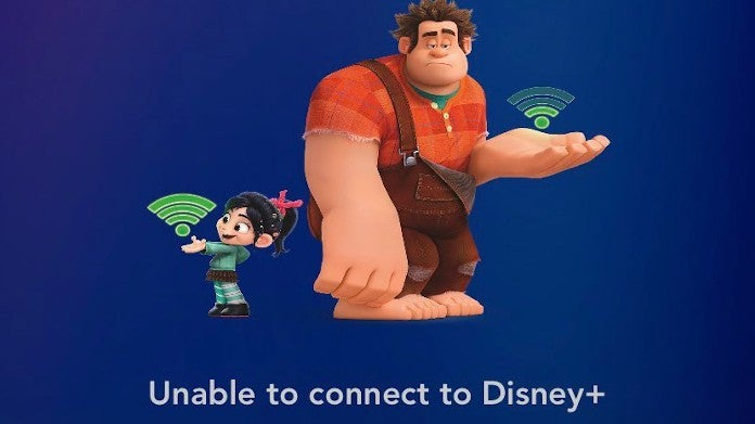 Disney Plus Down Problems Glitches Launch Day