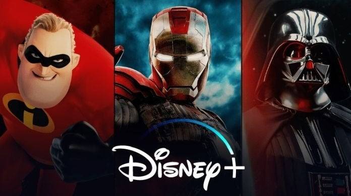 Disneyplus available in western europe in 2020