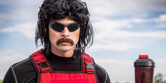Twitch Streamer Dr Disrespect Partners With The Walking Dead Creators for New TV Series