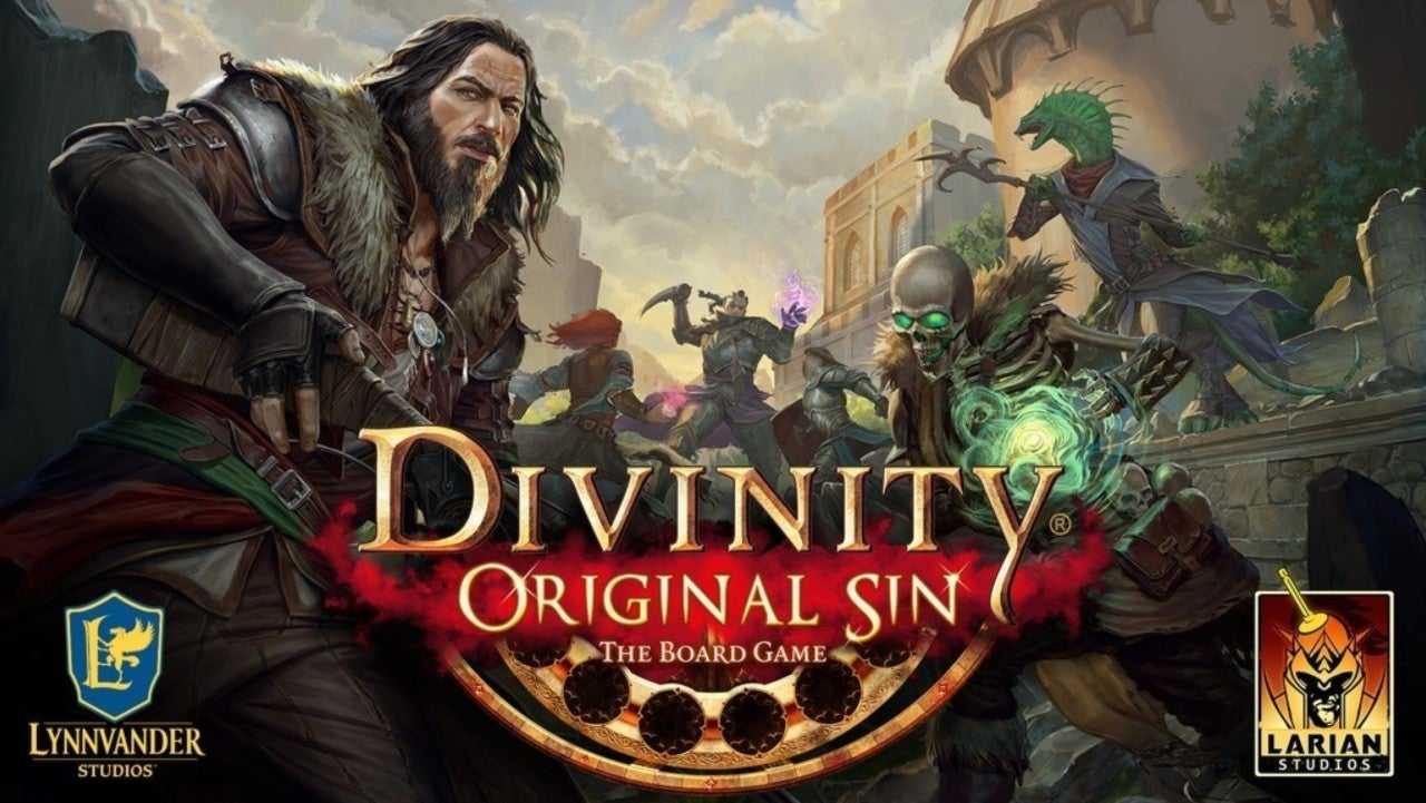 Divinity: Original Sin Board Game Announced