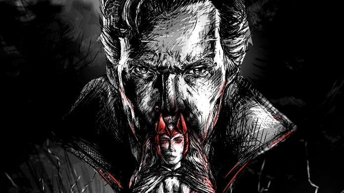 doctor strange 2 fan art