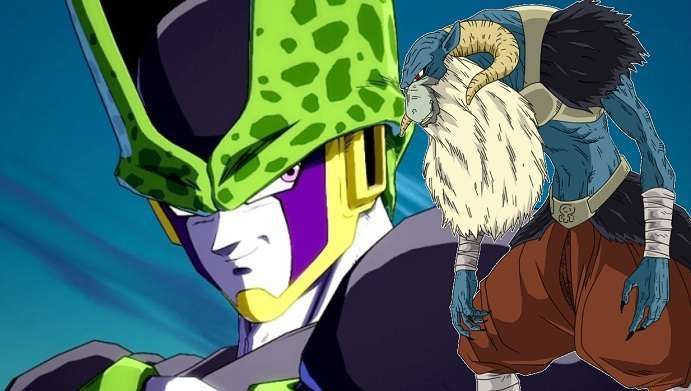 Dragon Ball Cell Moro