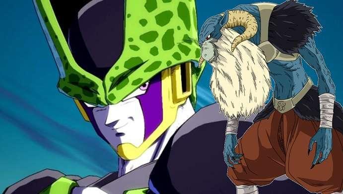 Dragon Ball Cell Moro
