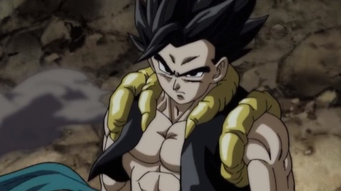 Dragon Ball Heroes Gogeta