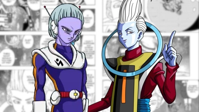 Dragon Ball Super Manga 54 What Are the Angel Laws Whis Merus