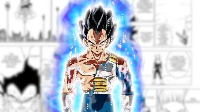 Dragon Ball Super Vegeta Yardrat Training New Powers vs Moro