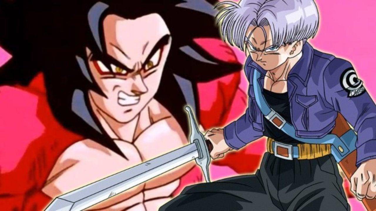 Dragon Ball Originally Wanted to Make Trunks Go SSJ4