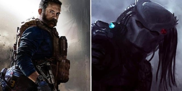 Perfect Call of Duty: Modern Warfare Predator Easter Egg Discovered
