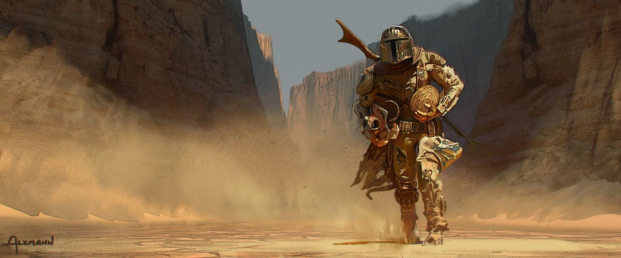 The Mandalorian Episode 6 : star wars reveals more the mandalorian concept art from ~ Pogadajmy.info Styles, Décorations et Voitures
