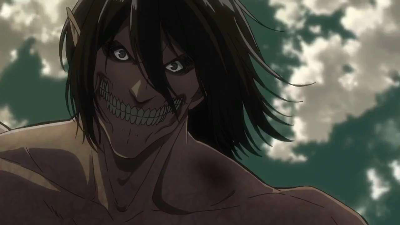 Eren Jaeger Attack On Titan