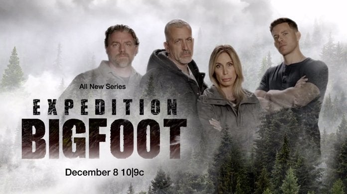 expedition bigfoot new series travel channel