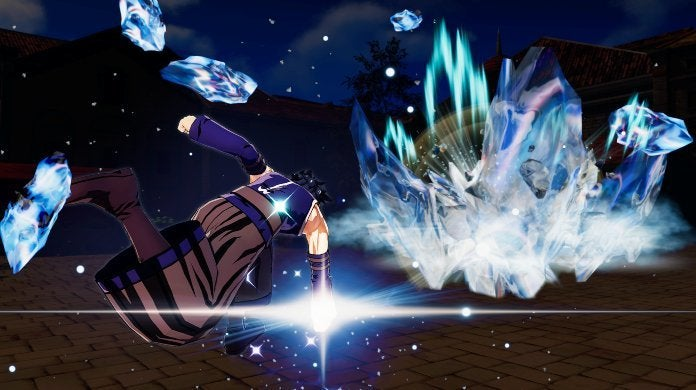 Fairy Tail Game Gray Fullbuster