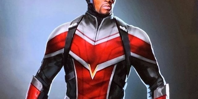 Falcon's New Comics-Accurate Colors Revealed on Disney+