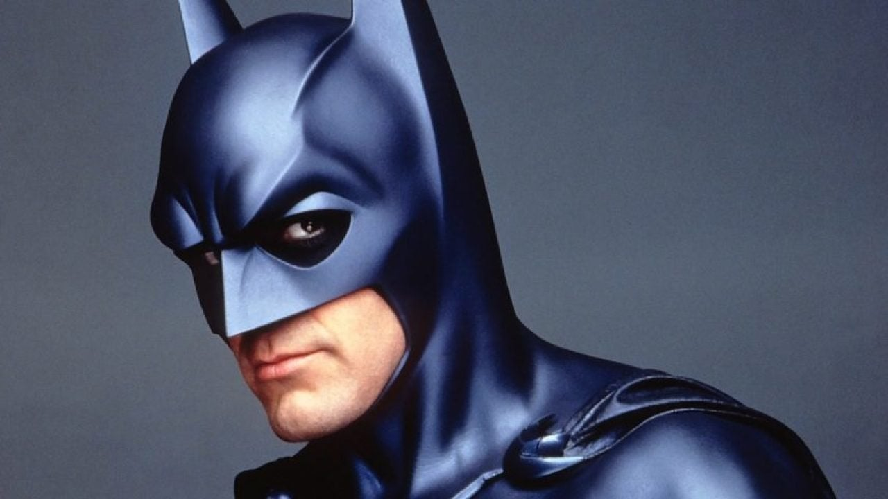 Fans Think George Clooney is a Real Life Batman Sudan Sattelite Surveilance