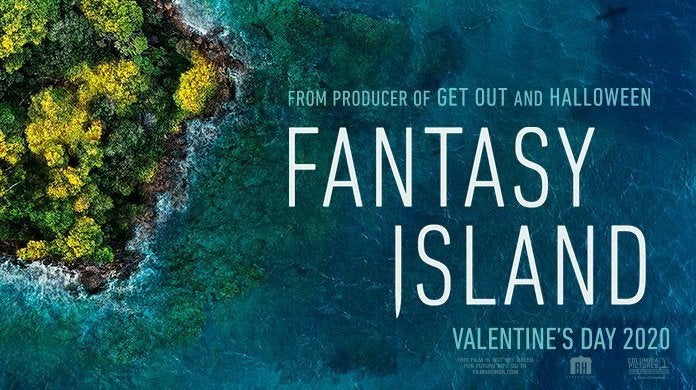 fantasy island reboot poster blumhouse productions header