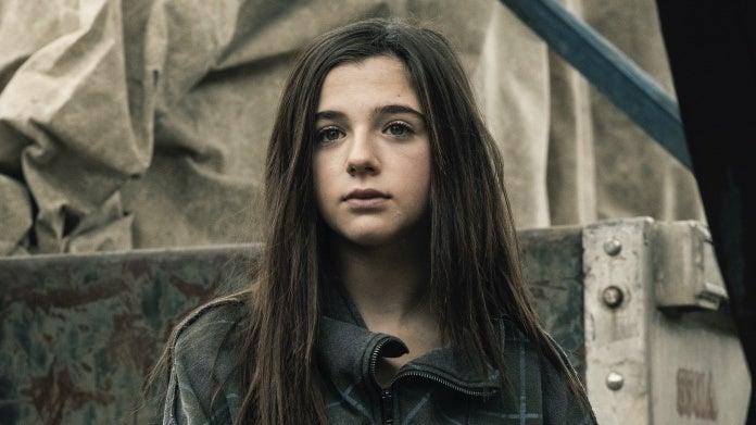 Fear the Walking Dead Charlie Alexa Nisenson