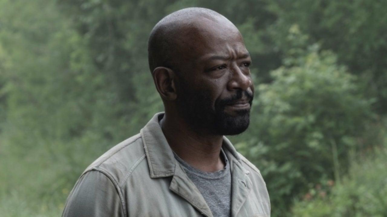 The Walking Dead Morgan Tot