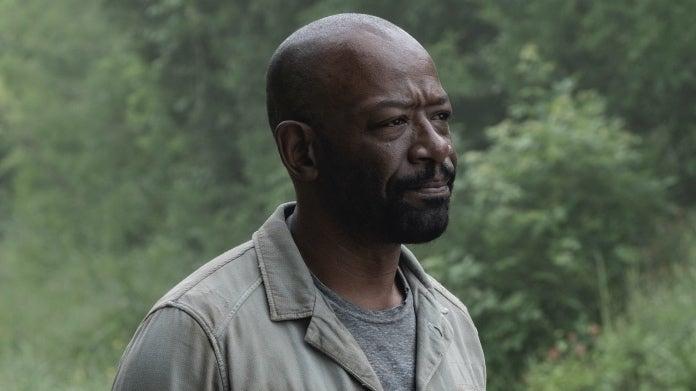 Fear the Walking Dead Morgan Lennie James
