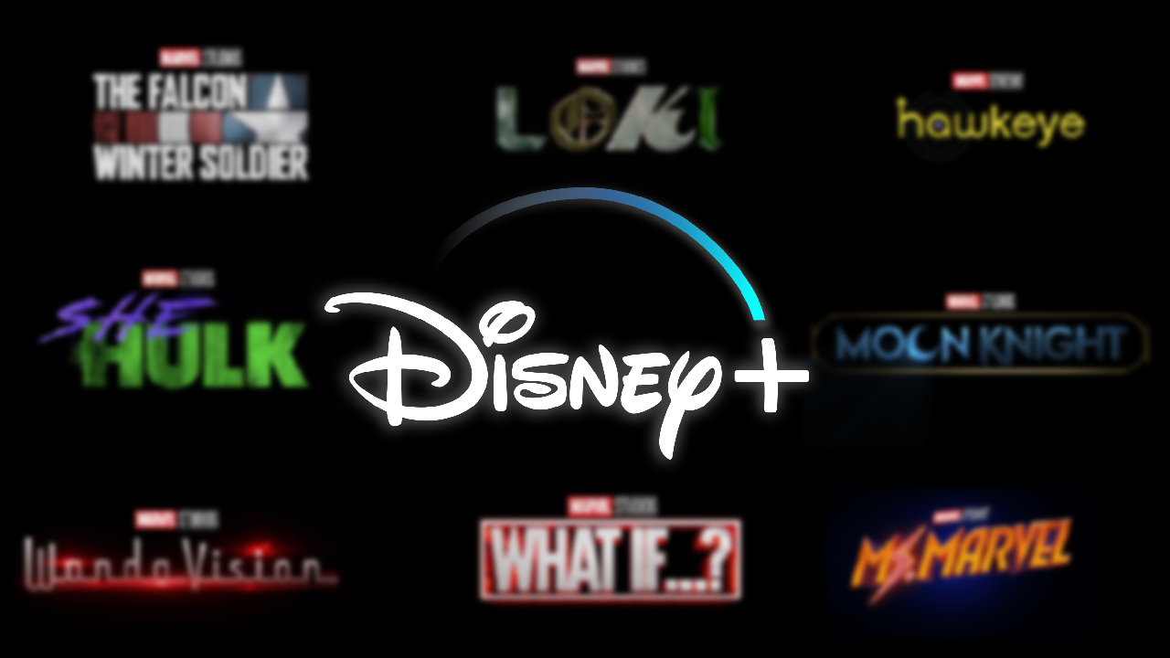 First Looks at Marvel's Disney+ Shows and MCU Phase 4 screen capture