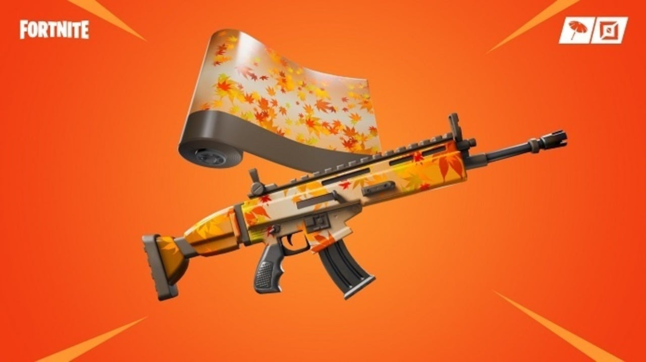 Fortnite Players Complete Community Goal To Earn Free Weapon
