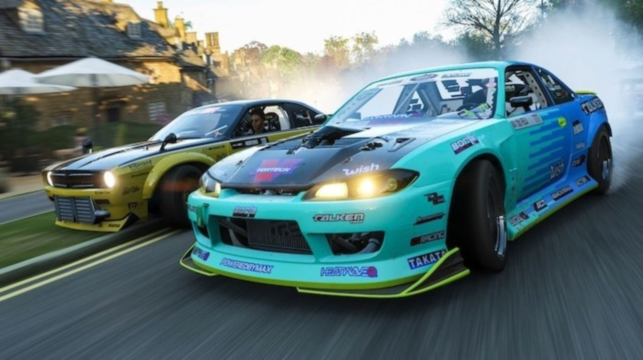 Forza Surprises Fans With Big New Announcement