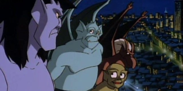 Gargoyles Is Already Trending After Disney+ Launch