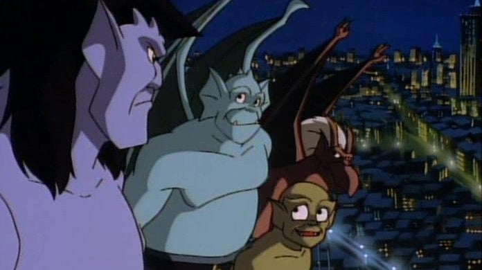 gargoyles disney plus