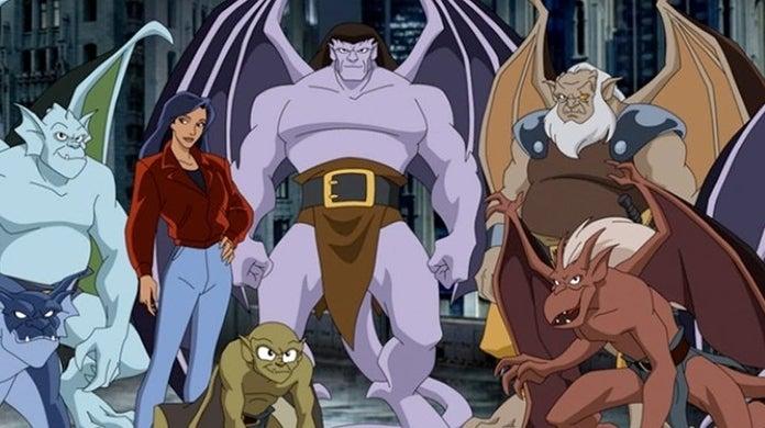 gargoyles group picture