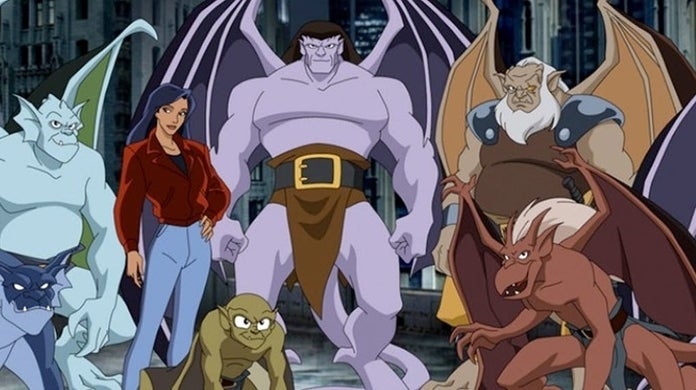 gargoyles group picture
