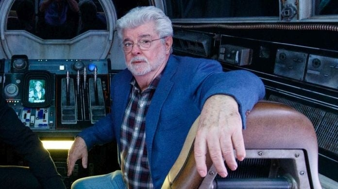 George Lucas and Star Wars are Never Ever Getting Back Together