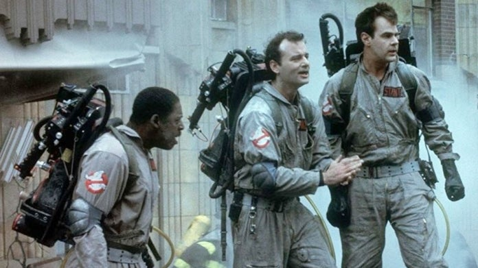 Ghostbusters Aykroyd Murray Hudson