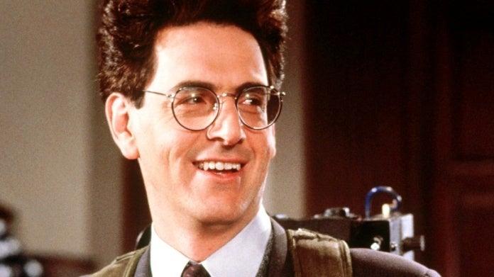 Ghostbusters Harold Ramis Egon Spengler